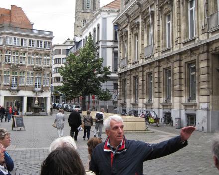 Rondleidingen Gent