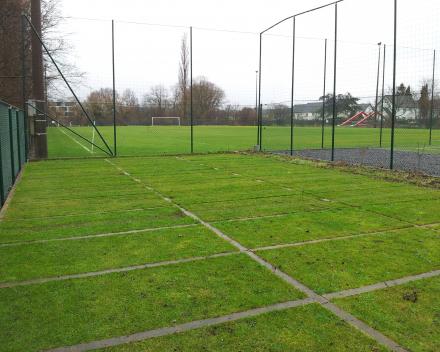 Ganda Criteria - proefvelden ETS Field Days Belgium: overzicht testveld.