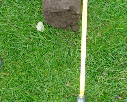 """Ganda Criteria - proefvelden ETS Field Days Belgium: bodemstaal """"teelaarde"""""""