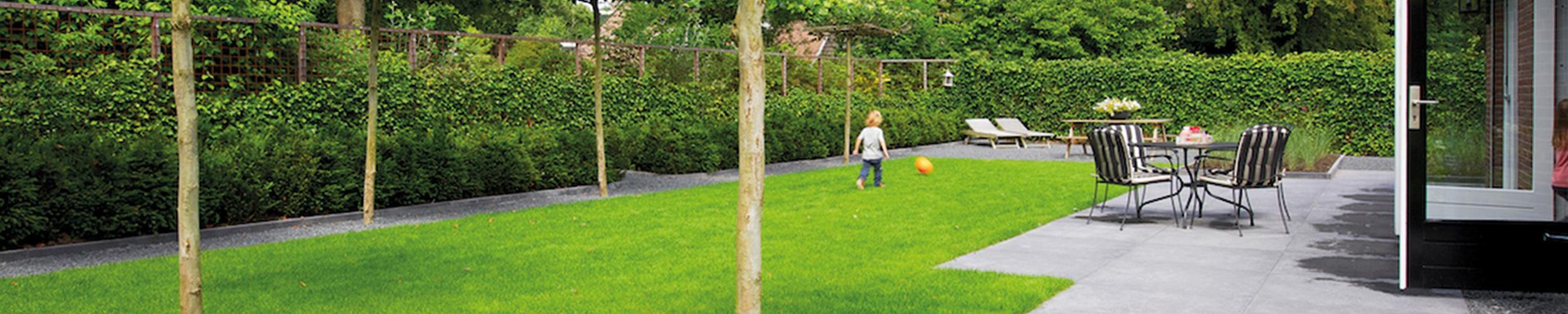 Kunnen de Ganda Criteria ook toegepast worden voor de aanleg van een grastuin?
